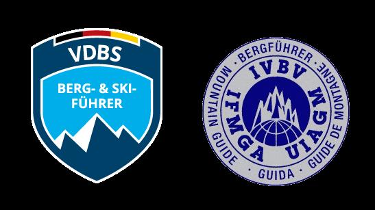 Mitglied im Verband deutscher Berg- und Skiführer, Mountain Guide (UIAGM / IFMGA / IVBV)